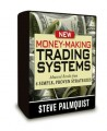 Steve Palmquist - New Money-Making Trading Systems Proven Candlesticks Strategies - 4 DVDs + Manual